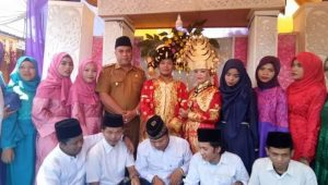 Dipesta Pernikahan