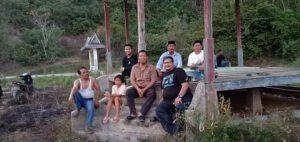 Bupati Madina dan Sobir Lubis anggota dprd
