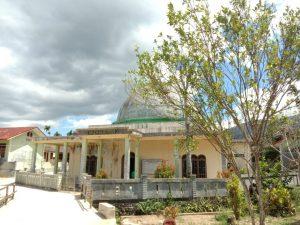 Mesjid di Sibanggor Tonga/ dita
