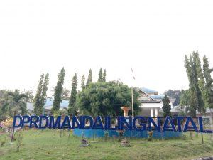 Gedung DPRD Madina