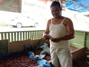Penjual Pinang
