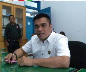 Ketua Komisi 4 DPRD Madina Edy Anwar