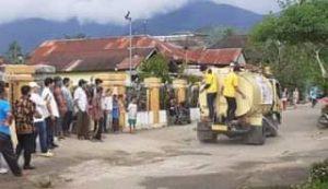 Mobil Tangki PT. Karya Muda Nasional