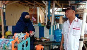 Penjual Sop buah