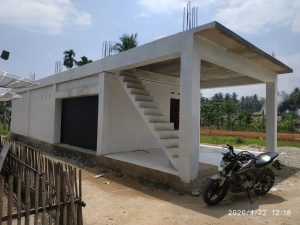 DD desa Hutabaringin Rp 278 juta lebih