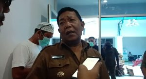 Bupati Madina Drs. H. Dahlan Hasan Nasution