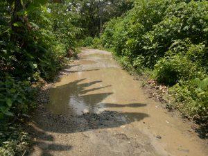 Jln. Ke 7 Desa di Tambangan