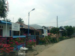 Polindes di Desa Hutatonga
