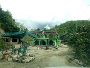 Posko Desa Muarasiambak