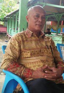 Iskandar Hasibuan, SE