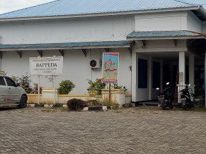Kantor Bappeda Madina